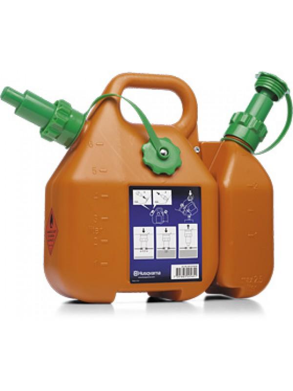 Husqvarna Combitank Benzine en Olie