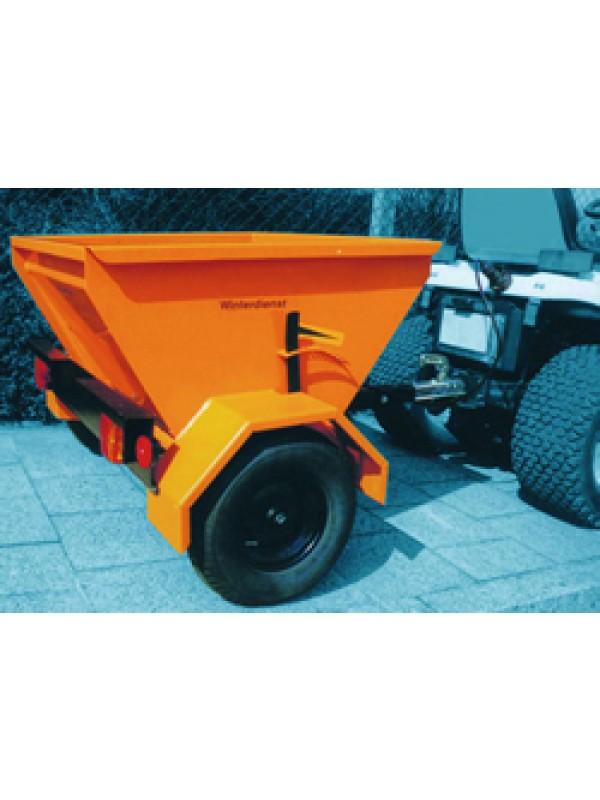 Hydromann Mini80 Professionele Zout / Zandstooier