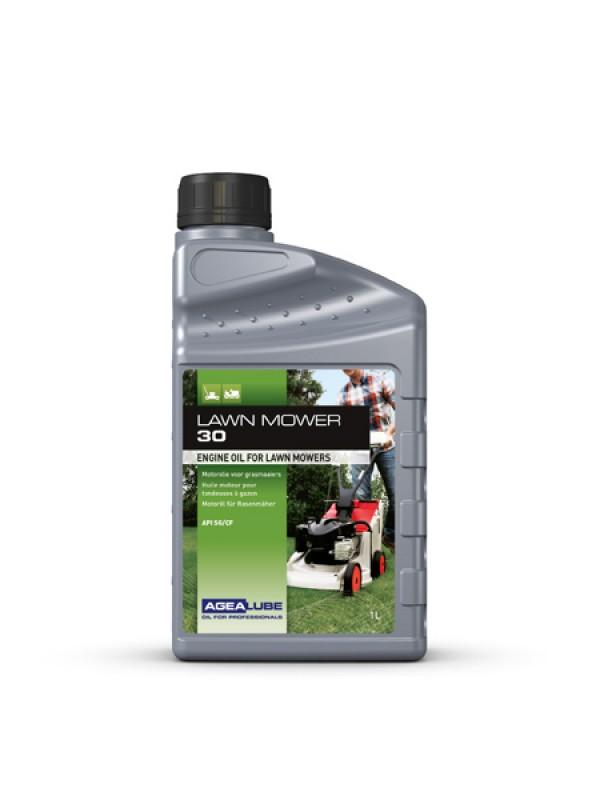 Agialube Olie / 'Lawnmower 30' 1 ltr, motorolie