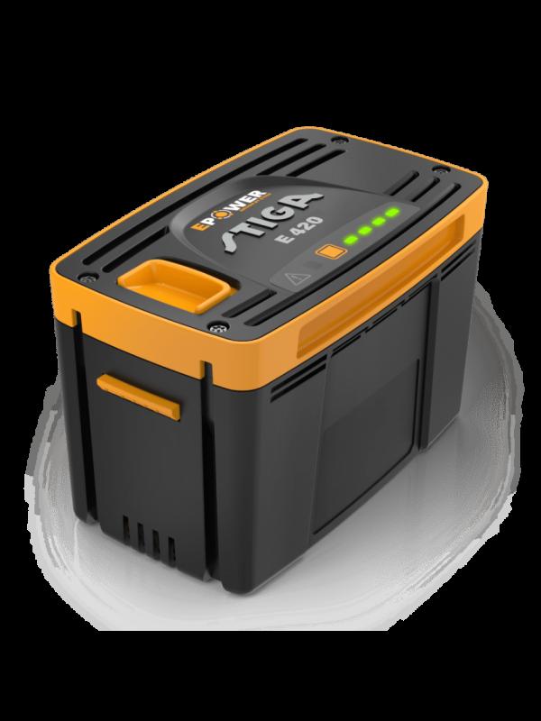 Stiga E 420  48V - 2Ah Accu / Batterij voor 500,700 en 900-serie NIEUW!