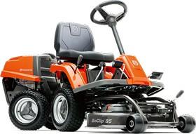 Husqvarna Rider R112C incl. 85cm combi-maaidek! ACTIE!